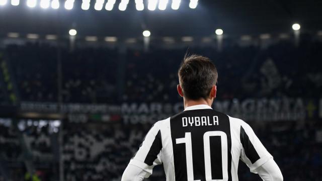 Liverpool pretende 'roubar' Dybala e admite entrar em loucura