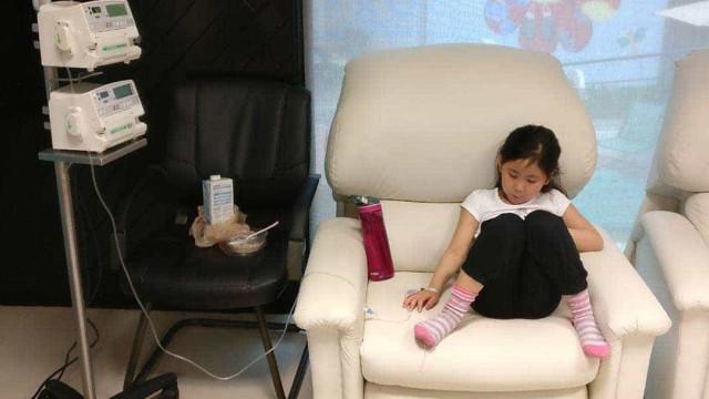 Criança com meses de vida encontra tratamento milagroso no México