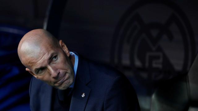 Florentino Perez e Zidane 'chocam' por causa de dois reforços