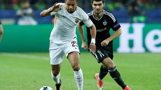Benfica e FC Porto na luta por lateral-direito da AS Roma