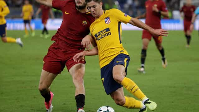 Vietto entusiasmado com hipótese de rumar ao Sporting