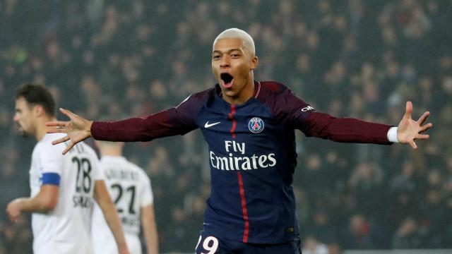 Kylian Mbappé é o jogador sub-21 mais valioso do mundo