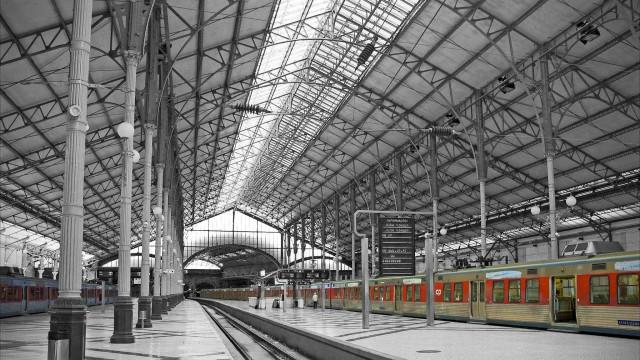 Na passagem de ano pode ir e vir de comboio por dois euros