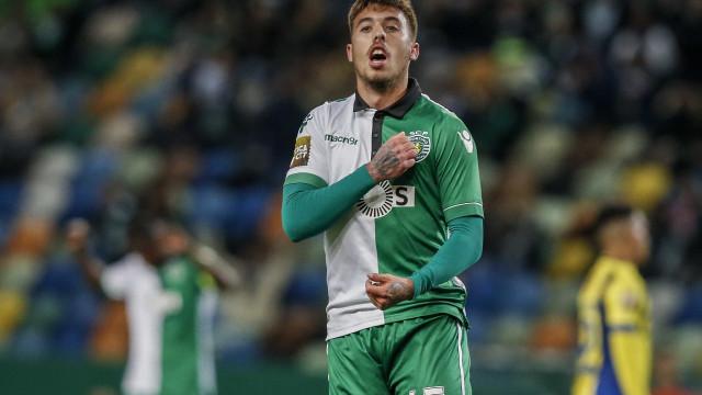 Tapado no Sporting, Iuri Medeiros pondera futuro fora de Alvalade