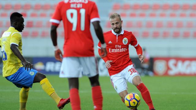 Marcelo Hermes vai regressar ao Benfica