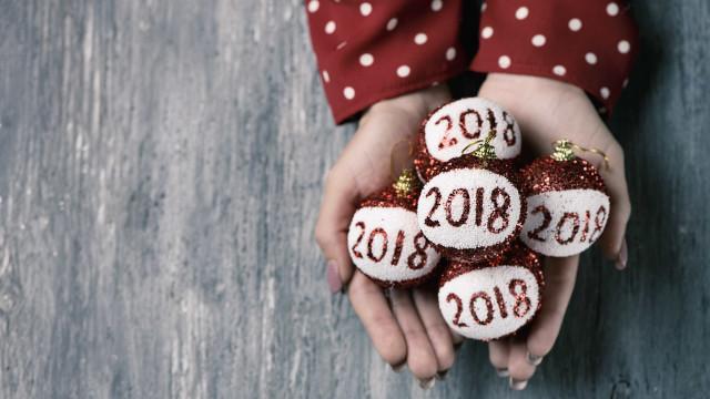 Resoluções de Ano Novo que podem ficar concluídas num único dia