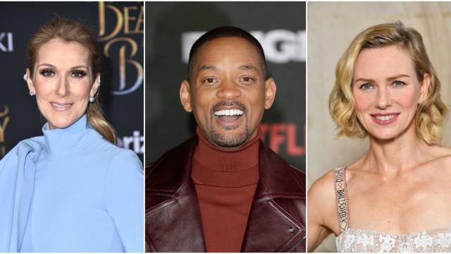 As celebridades que completam 50 anos em 2018