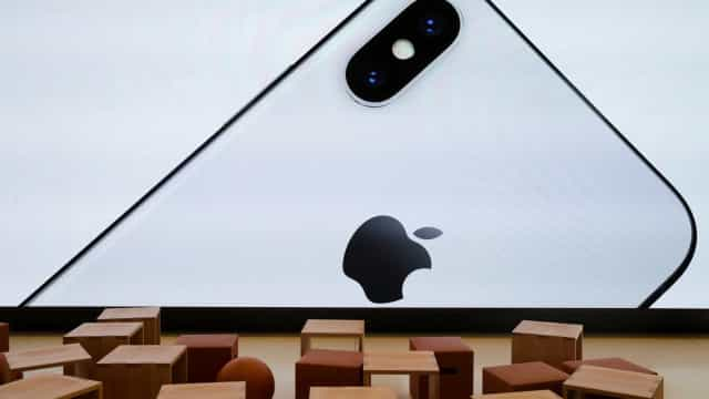 Apple apresenta um lucro recorde de 20 mil milhões de dólares