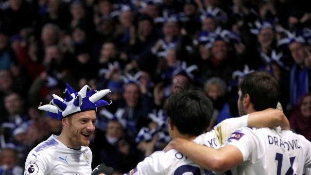 Premier League: Siga em direto os resultados e marcadores da 21.ª jornada