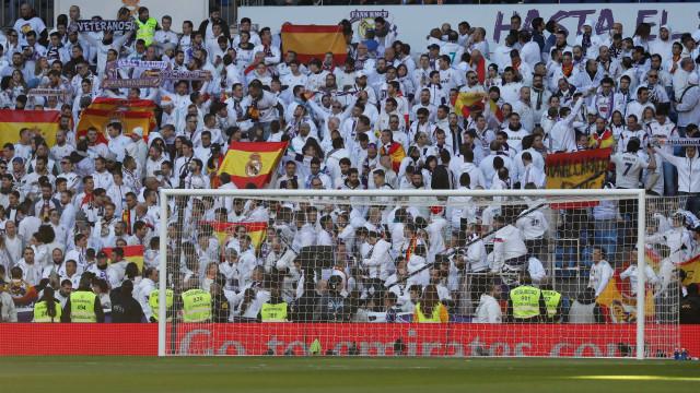 Já há preços para o Real Madrid-PSG e são... astronómicos