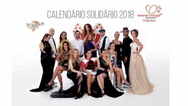Vila Verde:Funcionários e vereadora em calendário namoradeiro e solidário