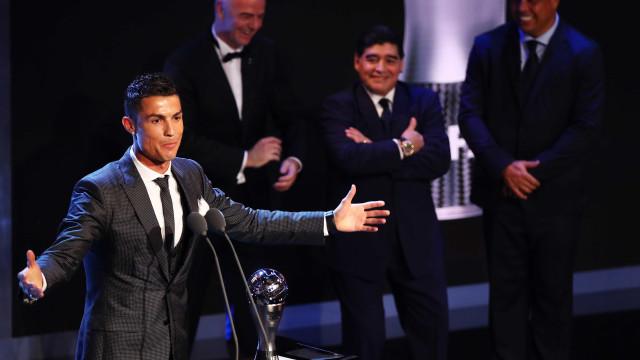 Depois do futebol, Ronaldo quer conquistar Hollywood