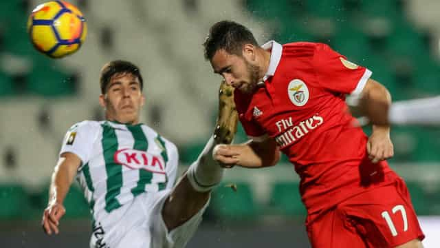 Benfica falha a redenção no último jogo do ano