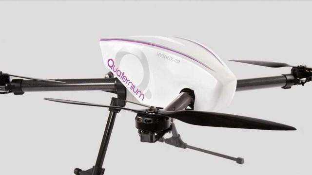 Drone voa quase cinco horas seguidas e estabelece um novo recorde