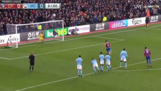 Foi assim que Ederson salvou o Manchester City da derrota