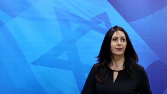 Israel diz que palestinianos ameaçaram Messi de morte