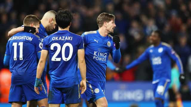 Goleada do Leicester City na estreia de Adrien Silva