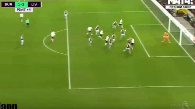 Foi com este golo que Klavan evitou o empate do Liverpool