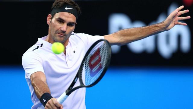 """""""Federer vai jogar até aos 43 anos"""""""