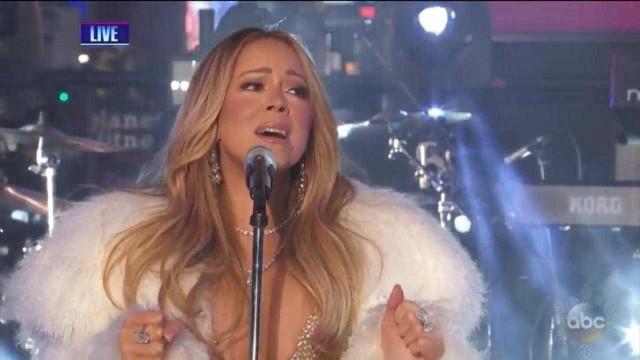 Falta de chá torna Mariah na primeira tendência do ano na internet