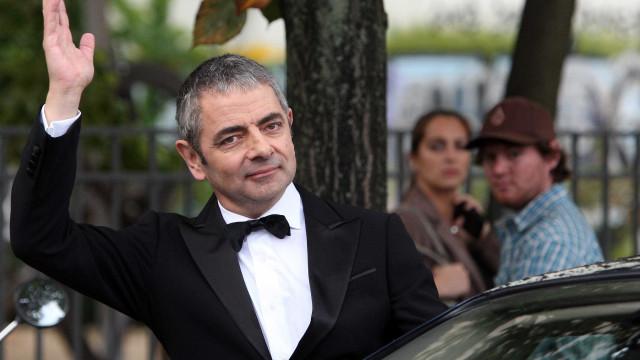 Ator que interpreta Mr. Bean, Rowan Atkinson, afasta-se da representação