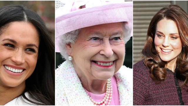 Os segredos de beleza da realeza britânica