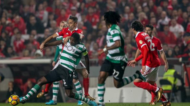 Bilhetes para o Sporting-Benfica já estão à venda