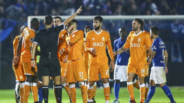 """FC Porto arrasa: """"O que se passou foi mau demais para ser verdade"""""""