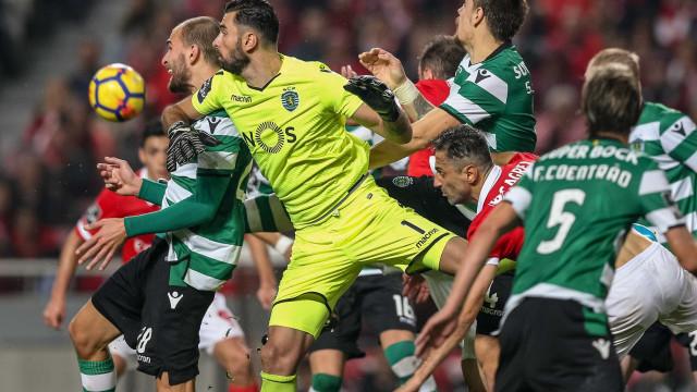 """""""Os jogadores do Sporting pensaram que podiam jogar com as mãos"""""""