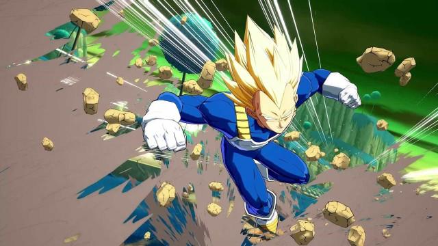 'Dragon Ball' está de volta com os lançamentos de videojogos de janeiro