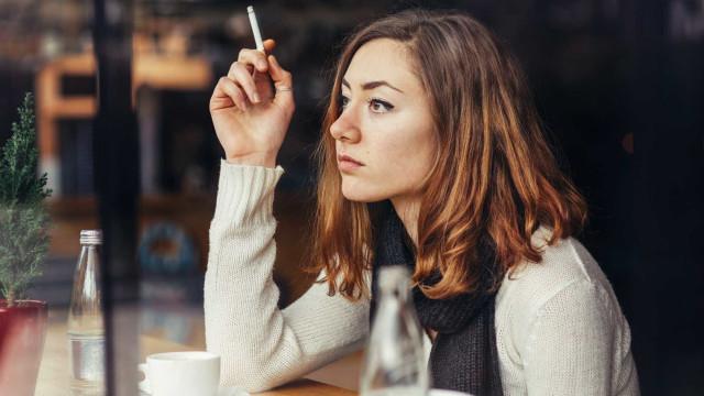 Um único cigarro é um 'veneno' para o coração