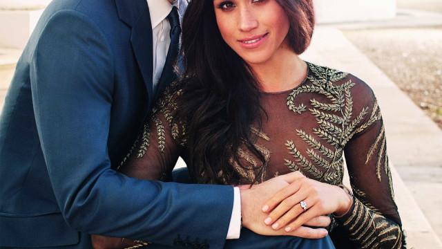 Revelados mais pormenores quanto ao enlace de Harry e Meghan Markle