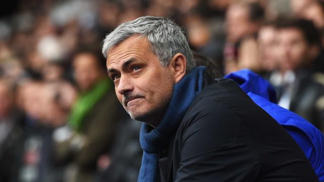 """Mourinho e o guarda-redes da Argentina: """"Ele ou eu na baliza era igual"""""""