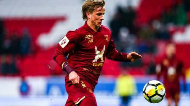 Bauer é um dos alvos do Benfica para a segunda metade da época