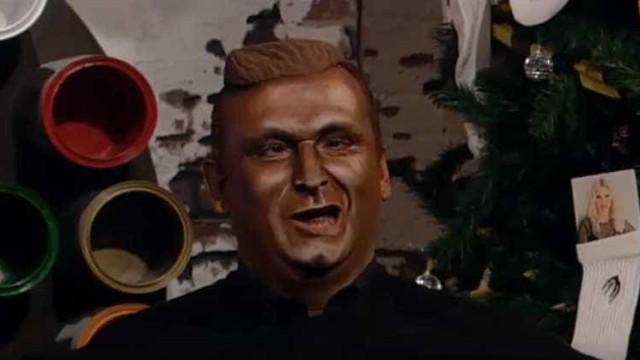 O busto de CR7 foi ao '5 Para a Meia-Noite' e o momento foi hilariante