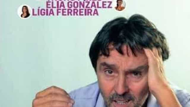 Carlos Cunha na Damaia com 'A Grande Ressaca'