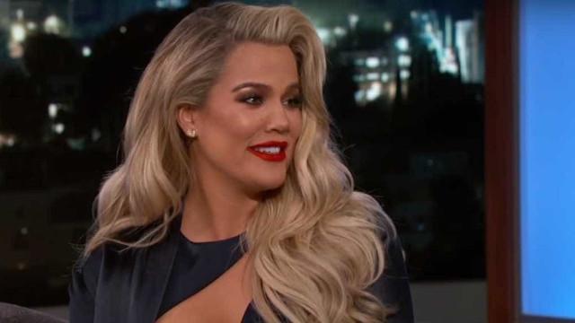 Khloé Kardashian revela algumas das opções de nome do bebé