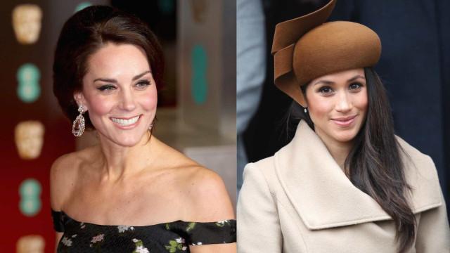 Kate Middleton pode usar as joias da coroa e Markle não. Porquê?