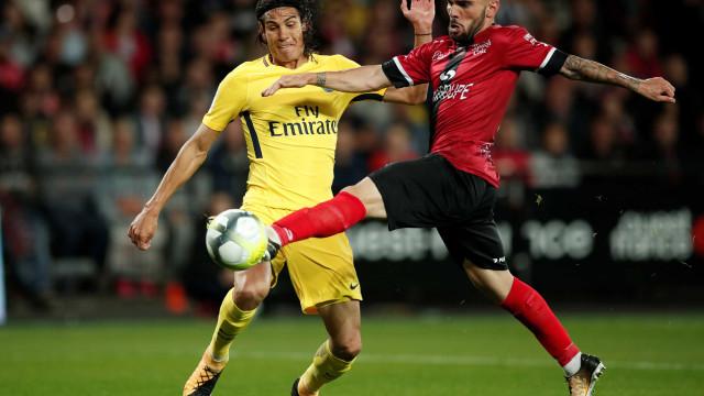 """Quero que o Benfica ganhe sempre, mas como é contra o Moreirense... """