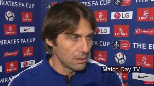 """Conte arrasador na resposta a Mourinho: """"É pequenino"""""""