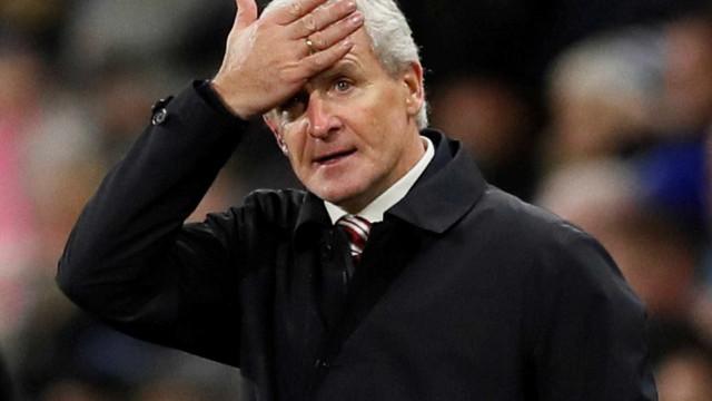 Oficial: Southampton de Cédric Soares fica sem treinador