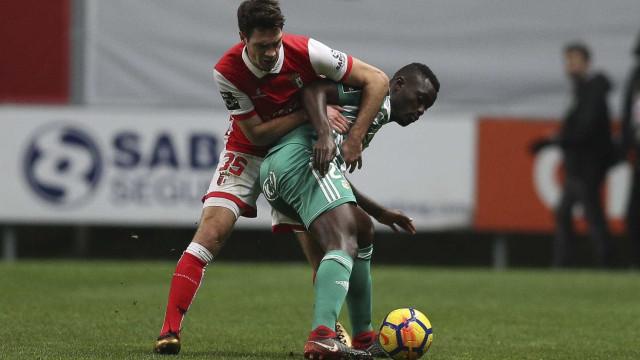 Magia de Fábio Martins 'cola' o   Sp. Braga ao Benfica