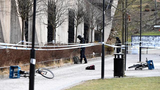 Morreu um dos feridos da explosão em Estocolmo