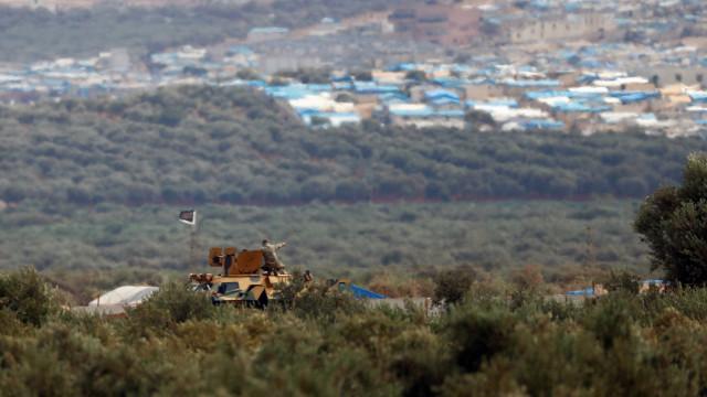 "Província de Idlib fica sob o controlo total de 'jihadistas"" após acordo"