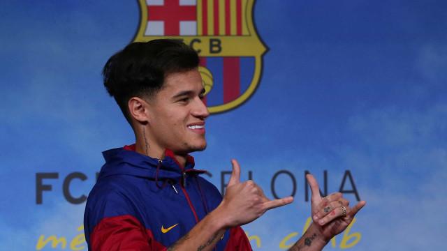 Coutinho mudou-se para Barcelona e o Liverpool pediu... o seu empréstimo