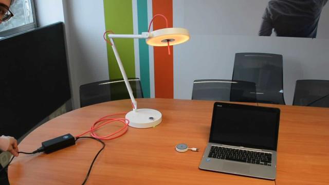 Esqueça o router. Para ter internet só precisará desta lâmpada