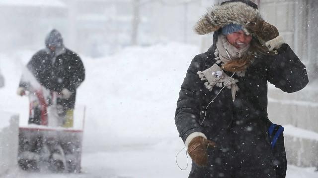 'Meteo Trás-os-Montes' ajuda a informar em tempo real onde cai neve