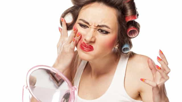 Erros de maquilhagem diários que mais chamam à atenção