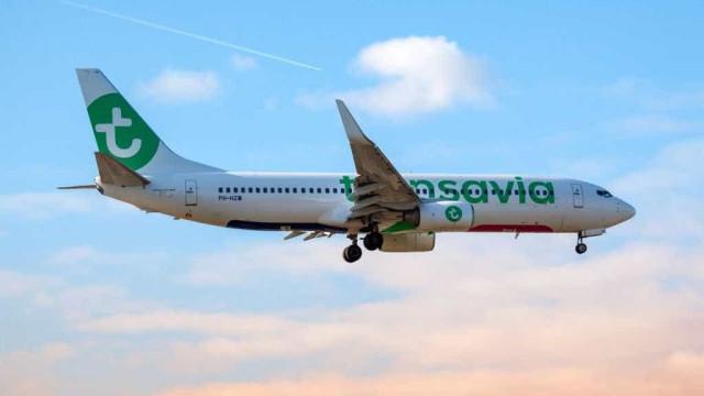 Avião que aterrou de emergência em Faro já seguiu para Amesterdão