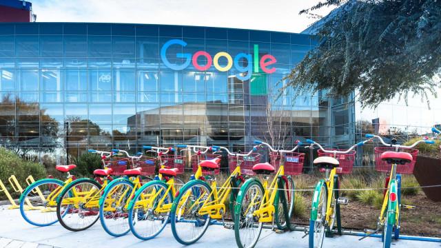 Google instala GPS nas bicicletas dos funcionários para evitar furtos